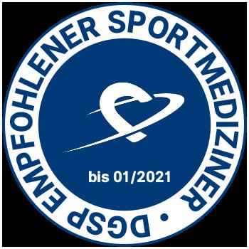 DSGP Empfohlener Sportmediziner